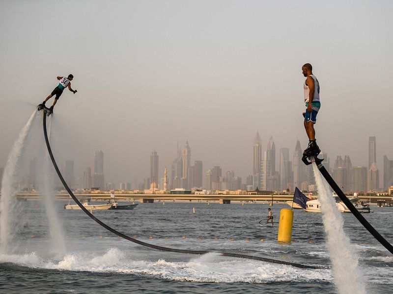 Dubai watersport festival