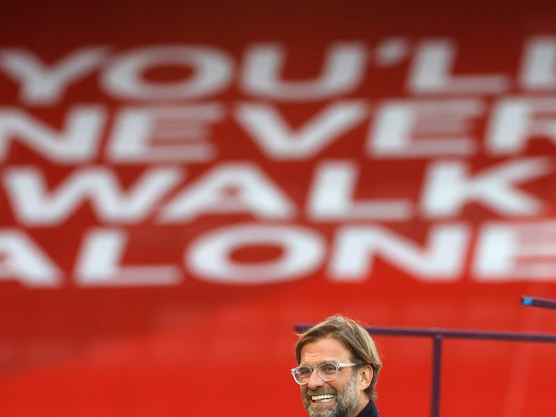 Liverpool manager Jurgen Klopp has big plans for the future