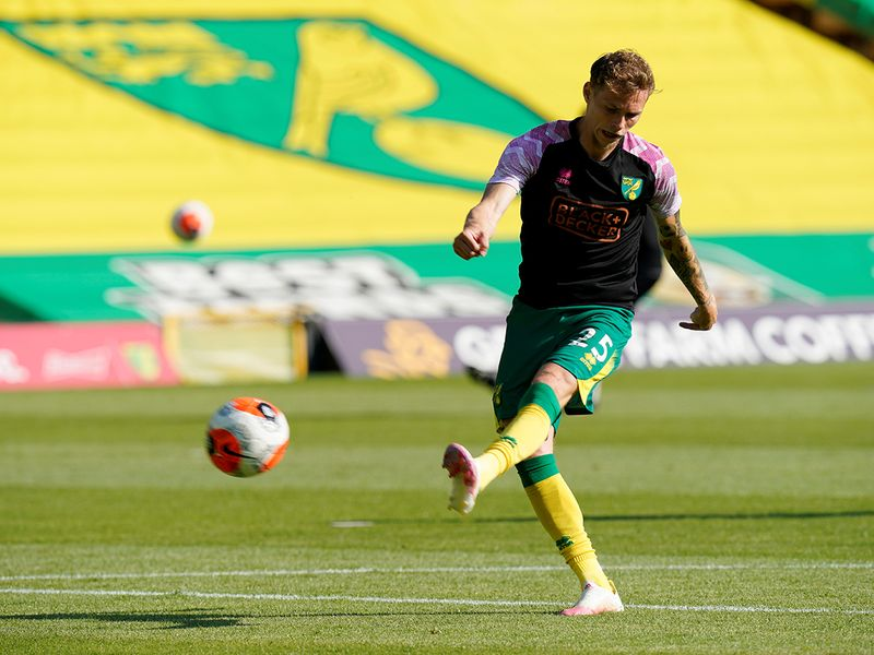 Norwich City's Ondrej Duda is getting used to empty stadiums, but it would be 'soul-destroying' if Norwich played in the FA Cup final without supporters.