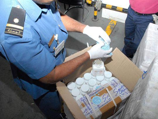 Dubai Customs announce biggest hauls