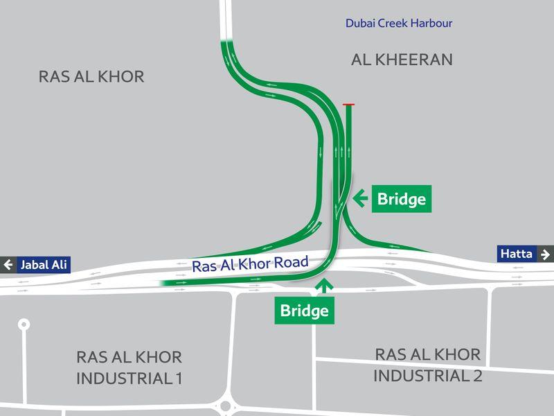 Sheikh Rashid Bin Saeed Corridor