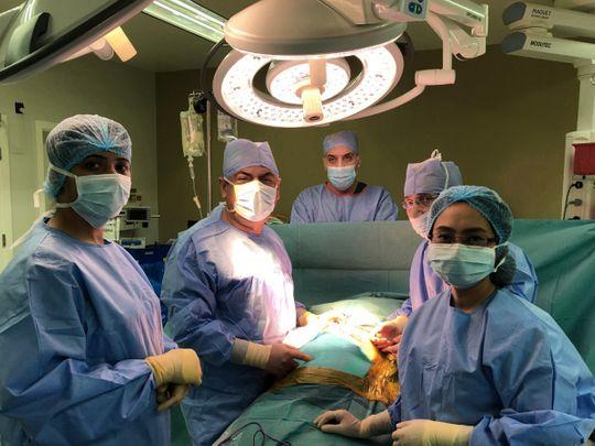 Surgery Saudi German