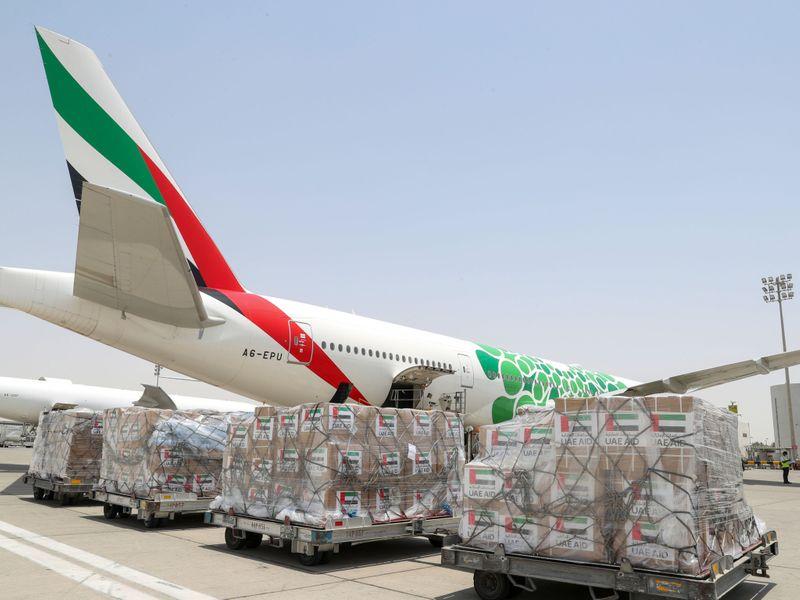 WAM UAE AID 1-1593262706302
