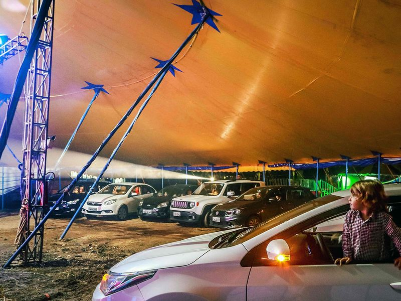 Drive in Circus