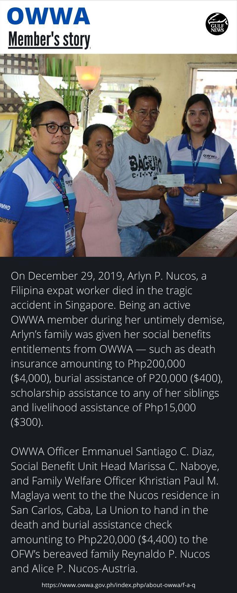 OWWA story