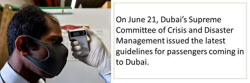 Residents returning to Dubai - who pays for COVID-19 testing and treatment?