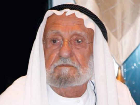 Saeed bin Ahmed Al Lootah