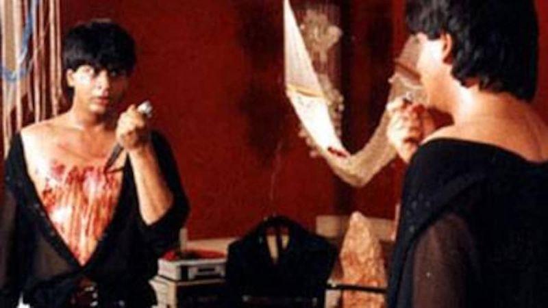 Shah Rukh Khan in Darr