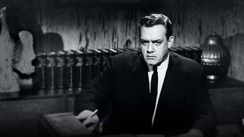 The original Perry Mason show