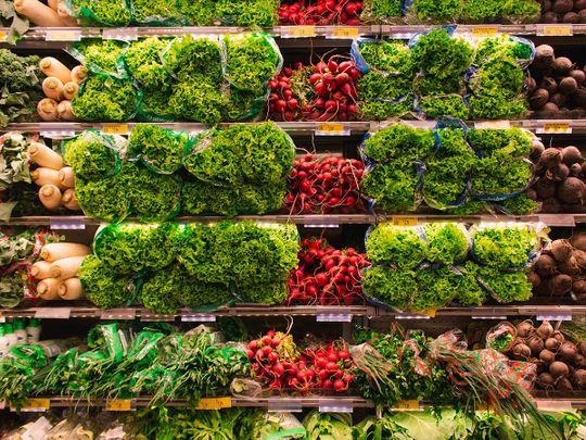 Vegetables shopping?