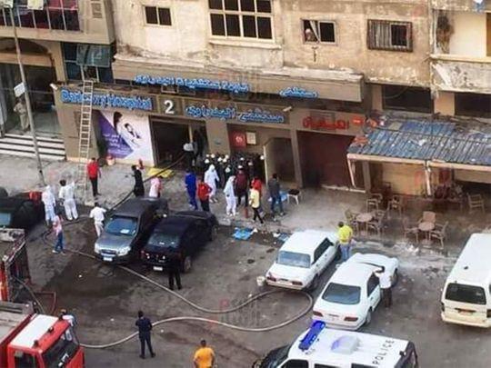 20200629_Egypt_hospital_fire