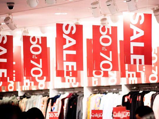 Dubai's mega sales are slowly winning back shoppers