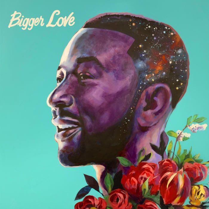 John Legend — Bigger Love