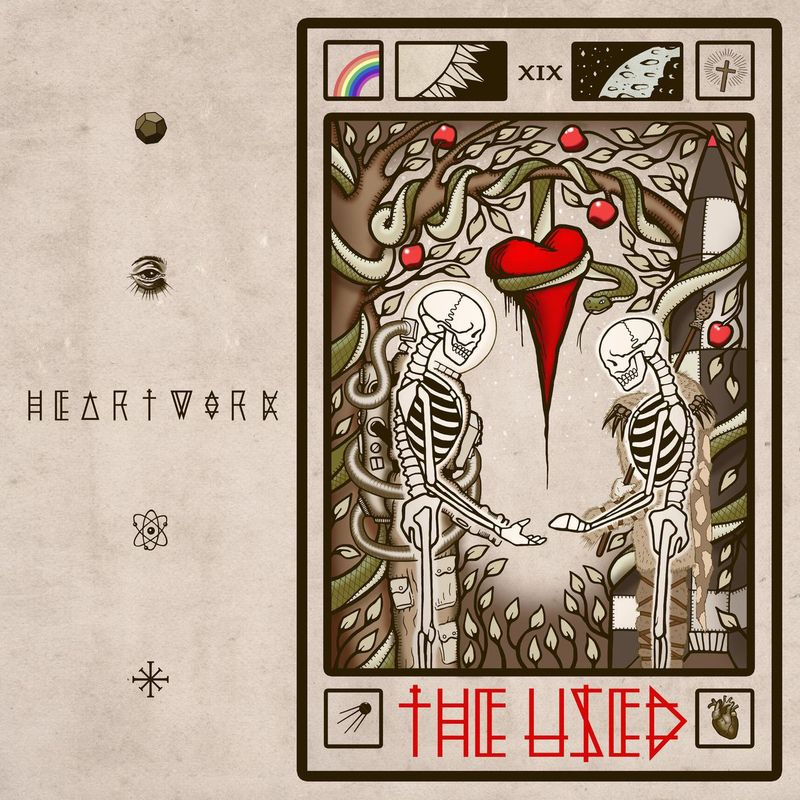 The Used — Heartwork