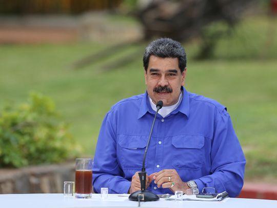 200630 Maduro