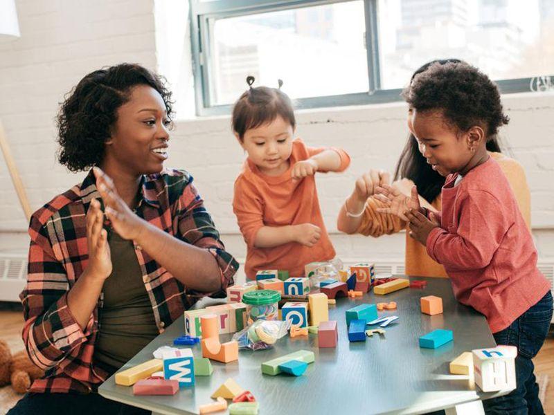 BC nanny or nursery 3