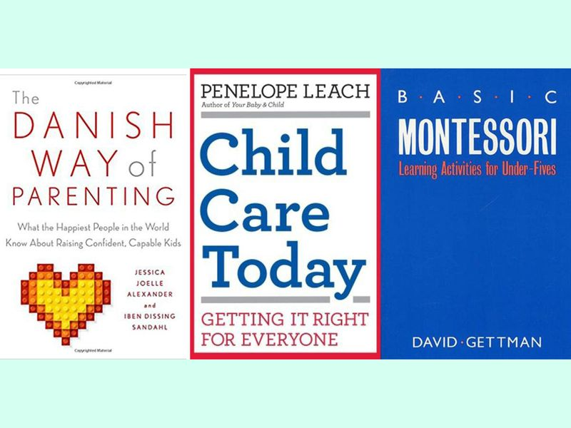 BC nanny or nursery books