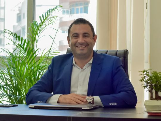 Elite Duct Services prides itself on being at the forefront in biotechnology, robotics and medical-grade disinfection equipment, says Wissam Ghanem, the firm's CEO_wissam-1593515388788