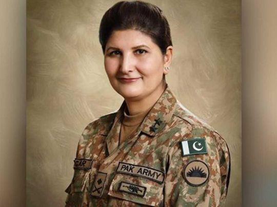 Lt General Nigar Johar