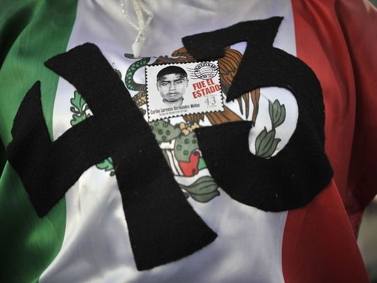 Mexico 43 students missing