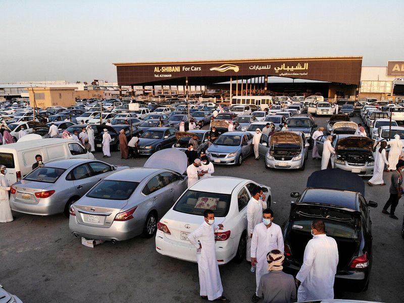 Saudi Car market