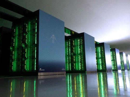 Fugaku supercomputer Japan fastest