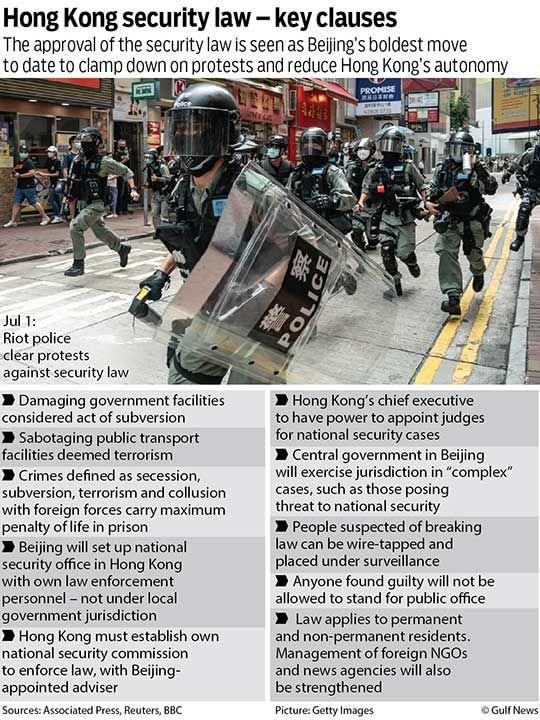 Hong Kong graphic new rules