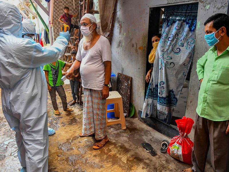 How India's largest slum beat back a pandemic