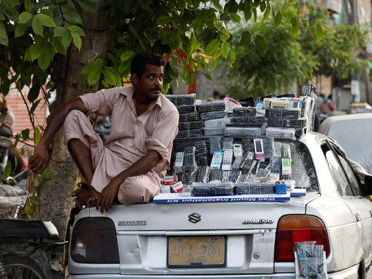 Karachi coronavirus