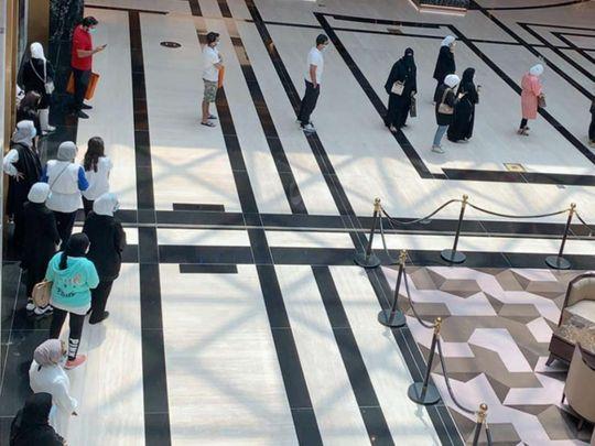 Kuwait mall