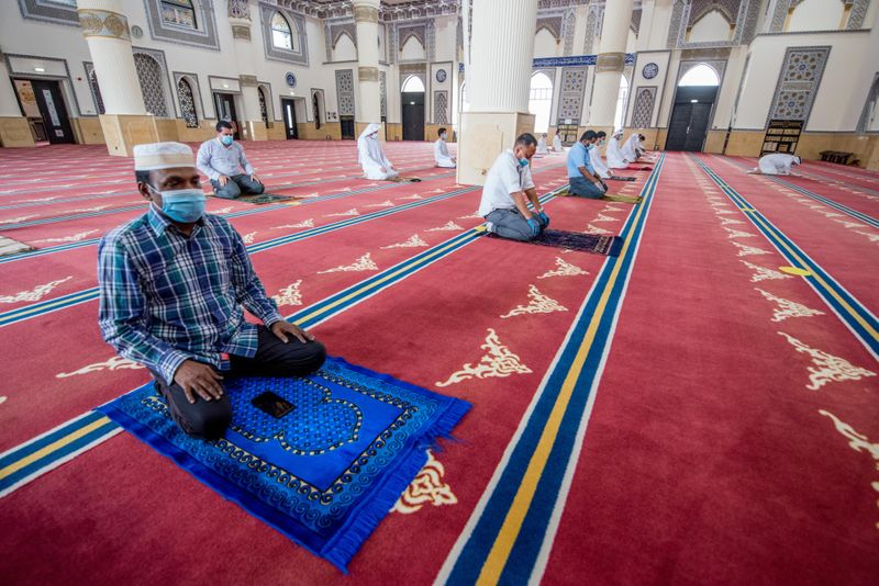 NAT MOSQUE OPENS-1593611374773