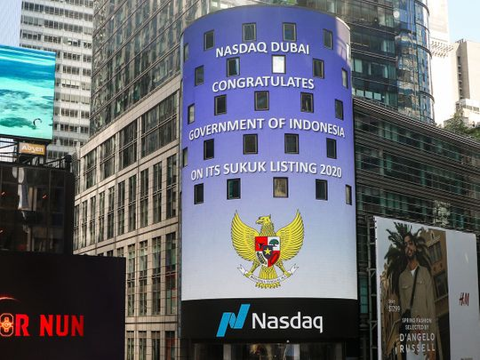 Nasdaq Dubai lists three sukuk valued at $2.5b by Indonesian government