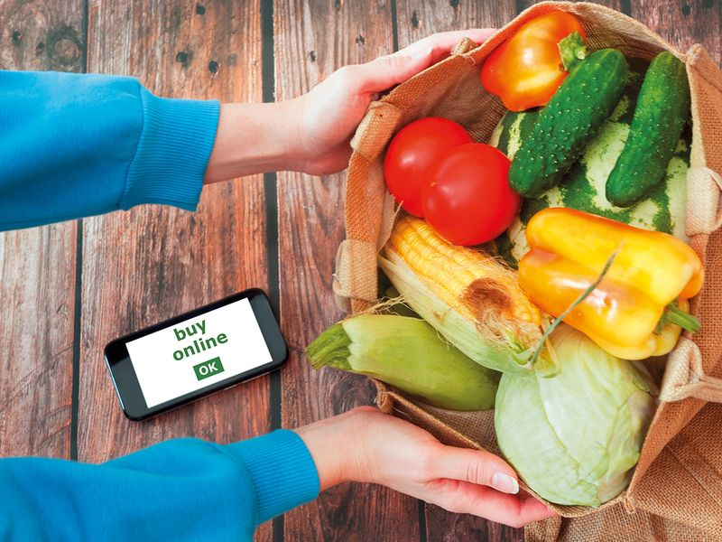 OnlineShopping e-grocery trends