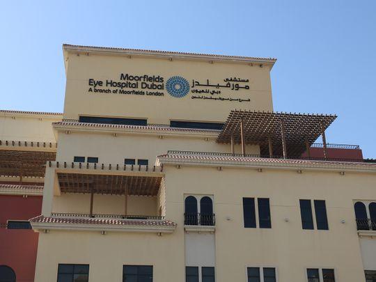 Moorfields Hospital