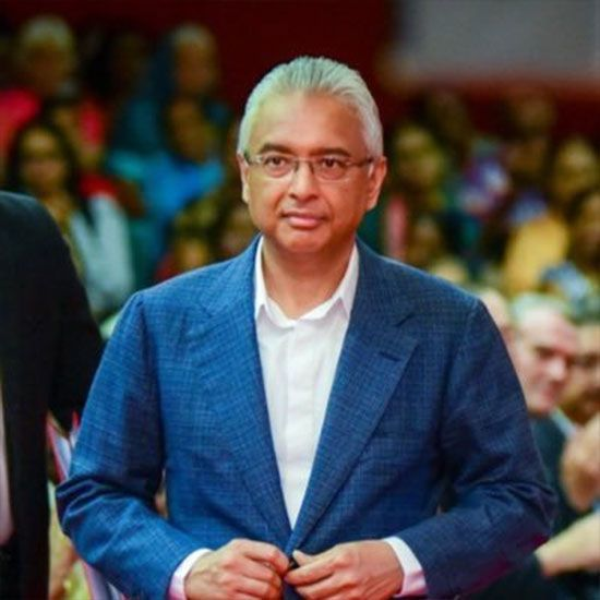 Pravind Kumar Jugnauth