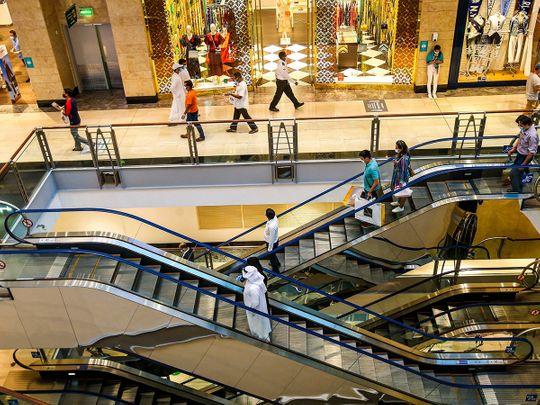 Retail abu dhabi