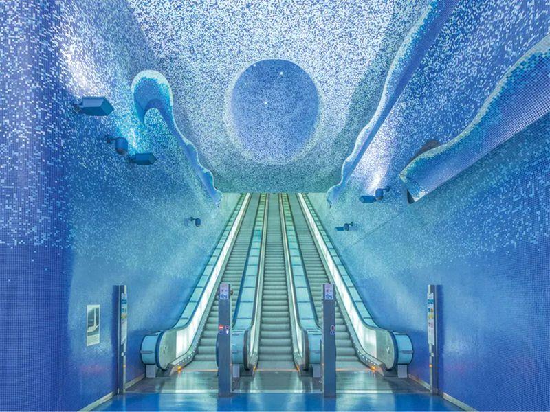 Toldeo Naples metro