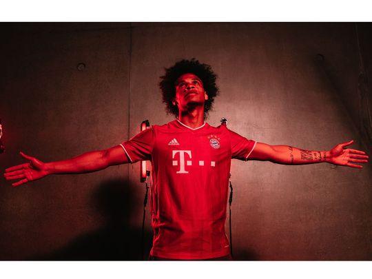 Bayern Munich unveil new signing Leroy Sane