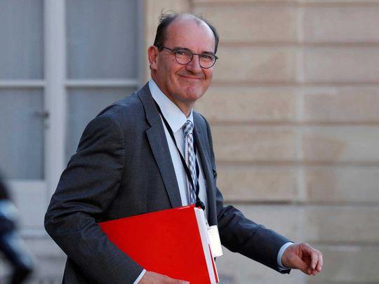 Jean Castex new France prime minister