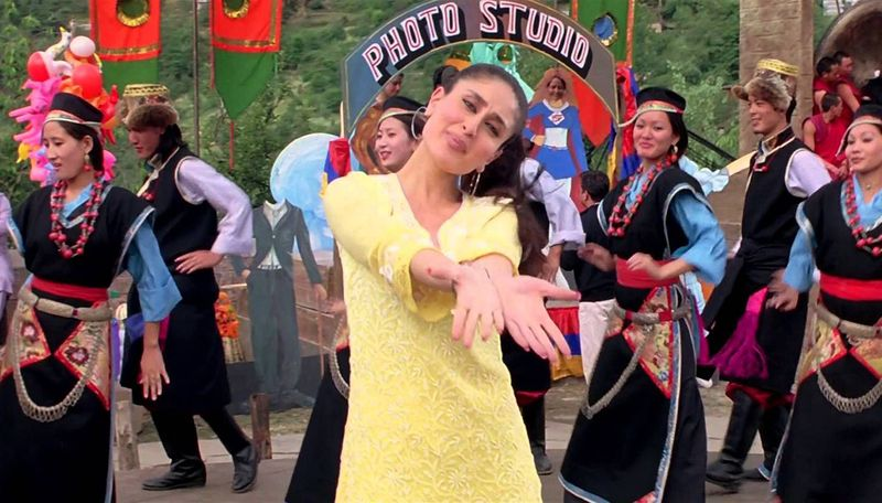 Kareena in Jab We Met