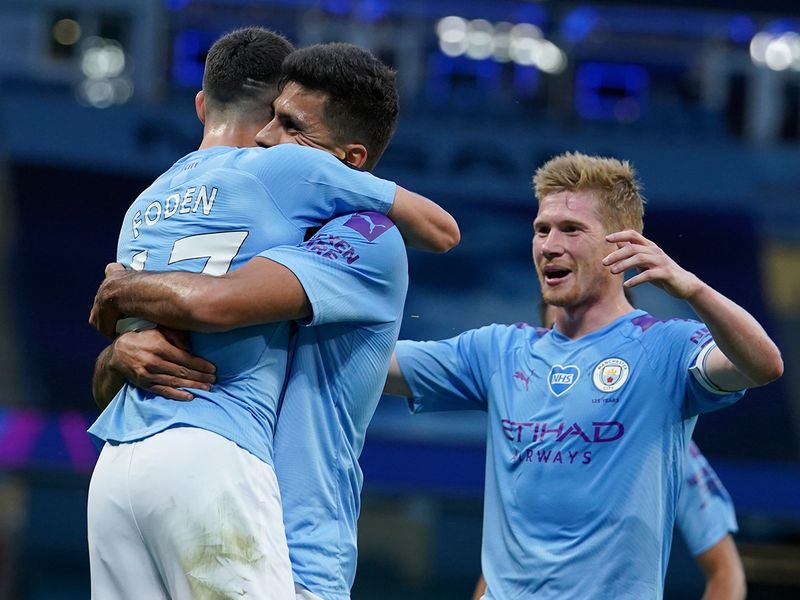 Manchester City have arguably the best player in Europe right now - Kevin De Bruyne