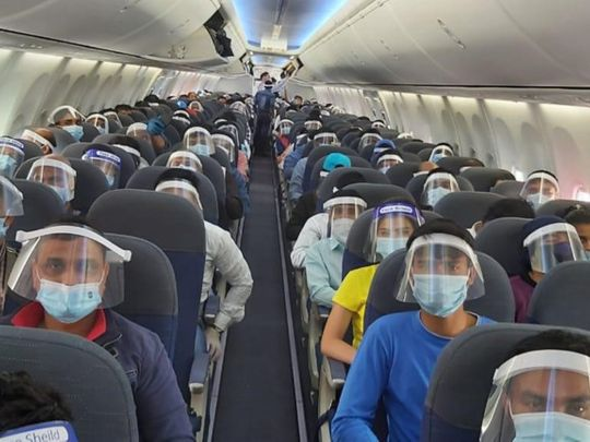 NAT 200703 Dubai-Guwahati flight-1593770091139