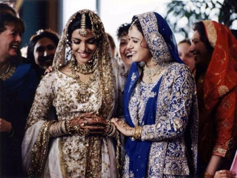 Priyanka Chopra in her debut film with Preity Zinta, 'The Hero: Love Story of a Spy'