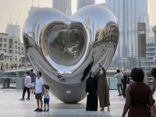 UAE: Residents head to seashores, malls, meals courts, parks 3