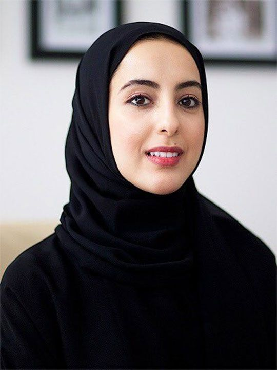 Shamma Al Mazrouei, Minister of State for Youth