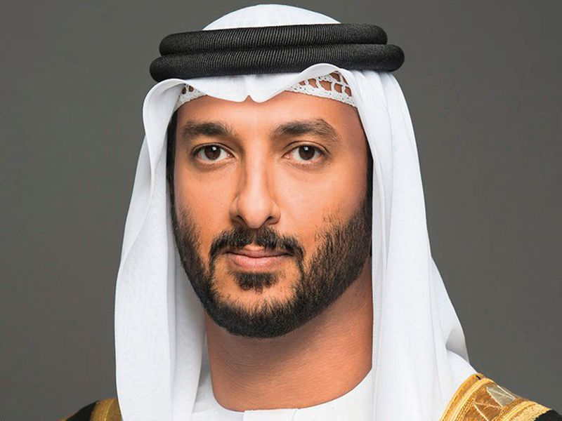 Abdullah bin Touq Al Marri, Minister of Economy