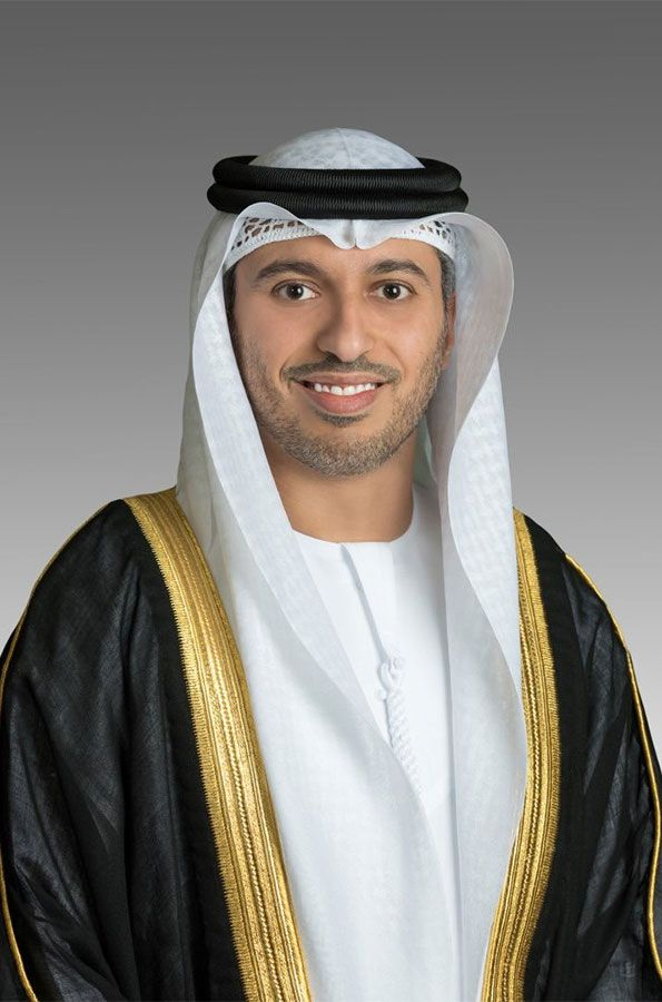 Ahmed Belhoul as Minister of State for Entrepreneurship and SMEs