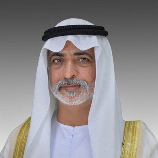 His Excellency Sheikh Nahyan bin Mubarak as Minister of Tolerance
