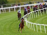 Khalifa Sat comes home second to Serpentine in the Epsom Derby