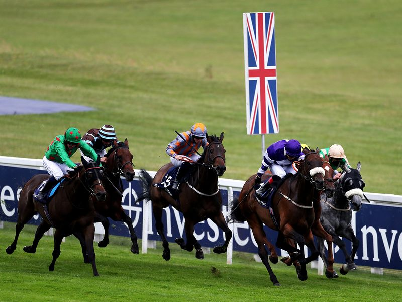 Race 7. Investec Zebra Handicap (7f) - Order was restored in the final race of the day when favourite Munadab won the seven furlong handicap by ¾ lengths from 16/1 shot Count Otto and 28/1 Alemaratalyoum
